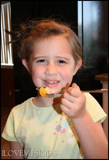 Yummy Peach Cobbler