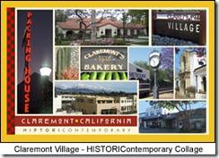 Claremont village