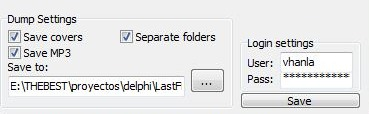 uLastFM-settings
