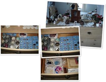 View Grandma's Organized Jewelry