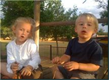 Judah and Taylor