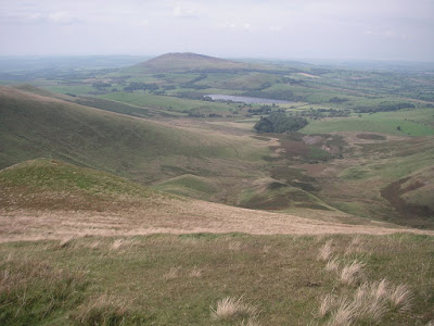 Binsey from Meal Fell