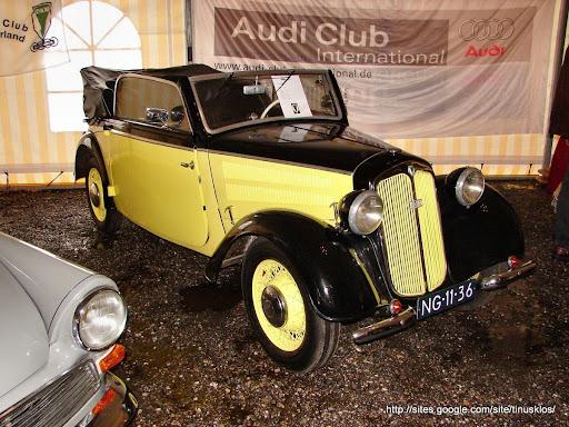 1938 - D.K.W. Meister Klasse