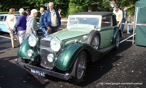 1939 - Alvis Speed 25