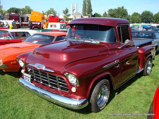 1956 - Chevrolet Pick-up 3100