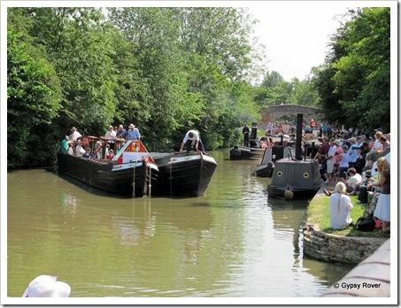 Historic Boat rally 014