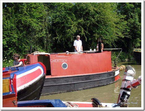 Historic Boat rally 087