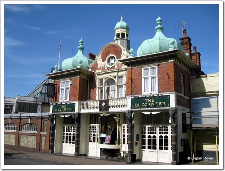 Built in 1898 in Eastbourne.
