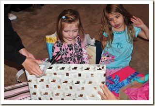 Taylor Burnett, Reagan Sage, Reagan Sage 4th Birthday