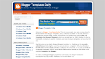 Blogger Templates Daily