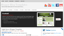 Blogger Blog Templates