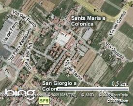Colonica a Prato