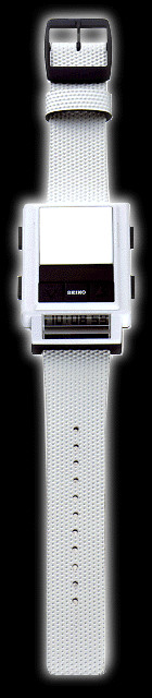 Seiko Frequency watch