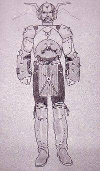 Moebius Tron design