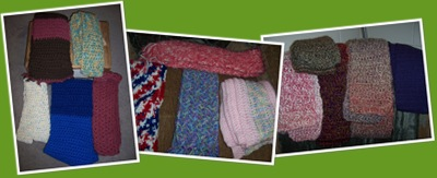 View Spring Scarves