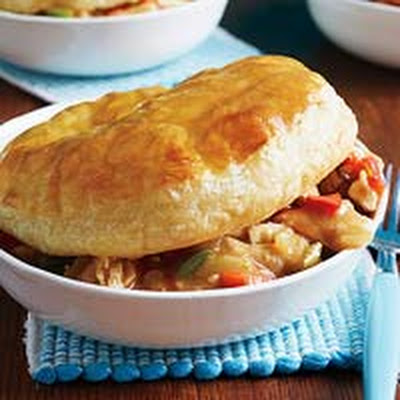 Deconstructed Tex-Mex Potpies