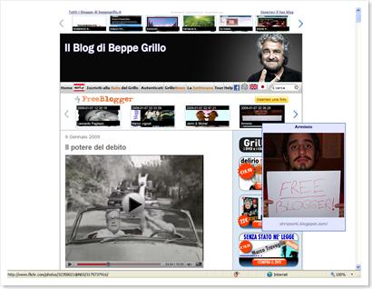 ARMINIO - FREE BLOGGER!