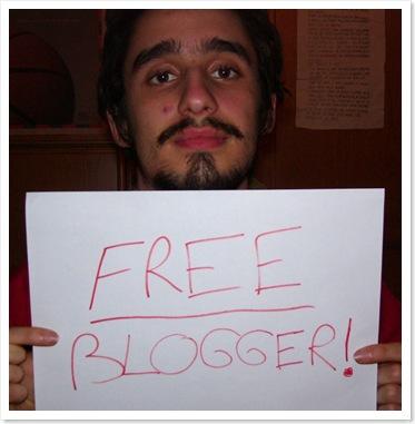 FREE BLOGGER!