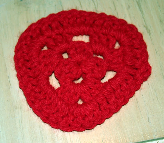Free Crochet Pattern For Granny Square Christmas Stocking : GRANNY SQUARE CROCHETED CHRISTMAS STOCKINGS - Crochet ...