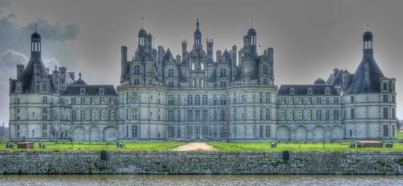Chateaux de la loire Chambord