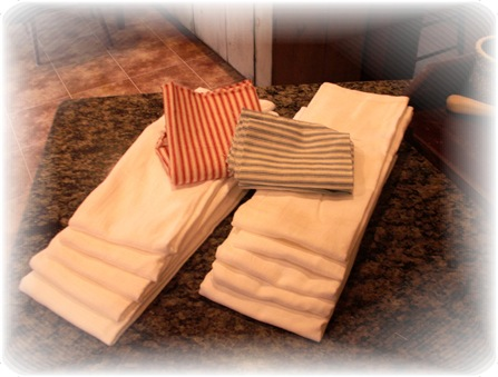 Floursack Towels
