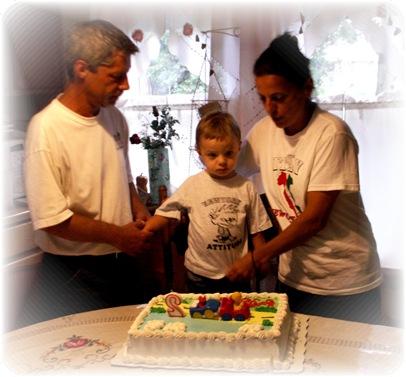 Aidan cake