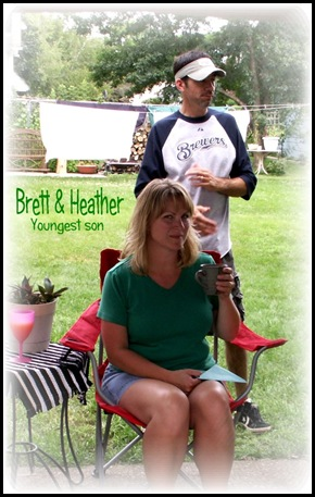 Brett and Heather 2010