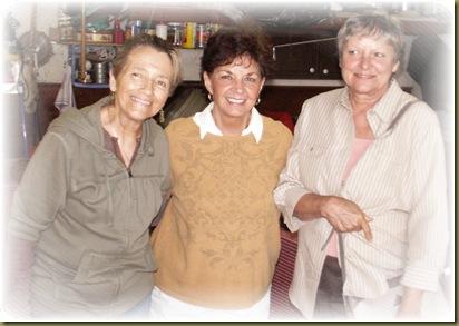 Molly, Karen, Carol