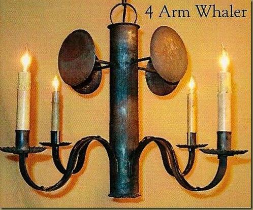 4 Arm Whaler