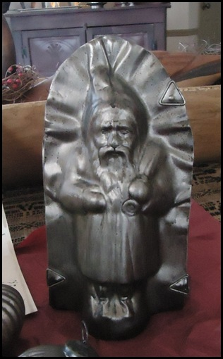 Bellsnickel Chocolate Mold