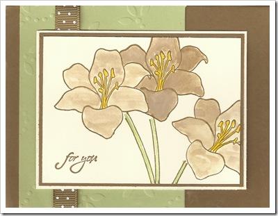 Kim's card