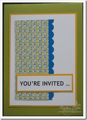 Chase invite 1
