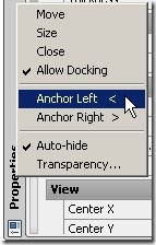 anchor option