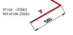 Autocad isometric text and dimension cadnotes