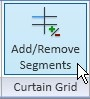 add remove grid segment
