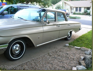 Irene - a 1961 Chevrolet Biscayne