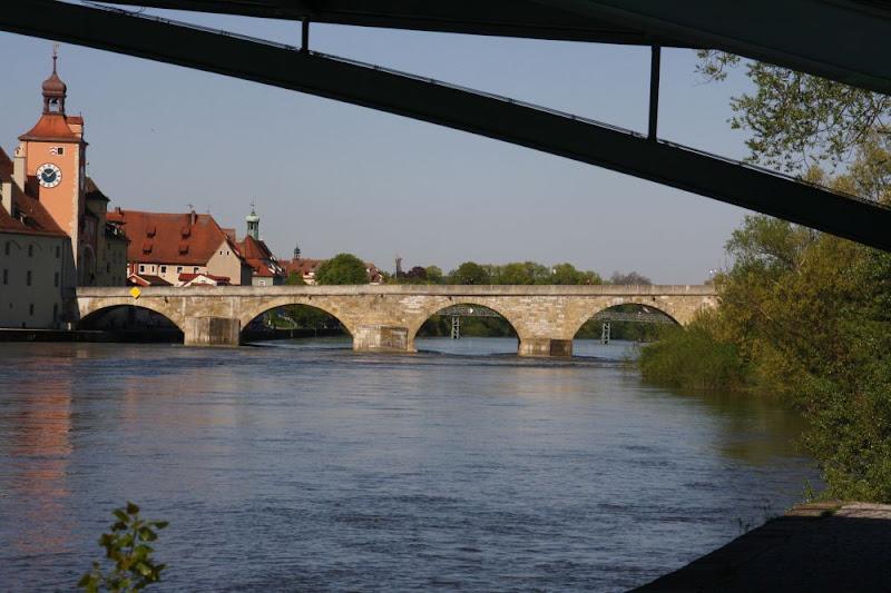 Regensburg, die Brückenstadt