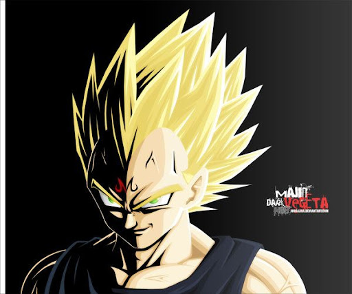 Dark Half by JuuGaara Megapost   Imagenes de Dragon Ball   Parte 3   Vegeta