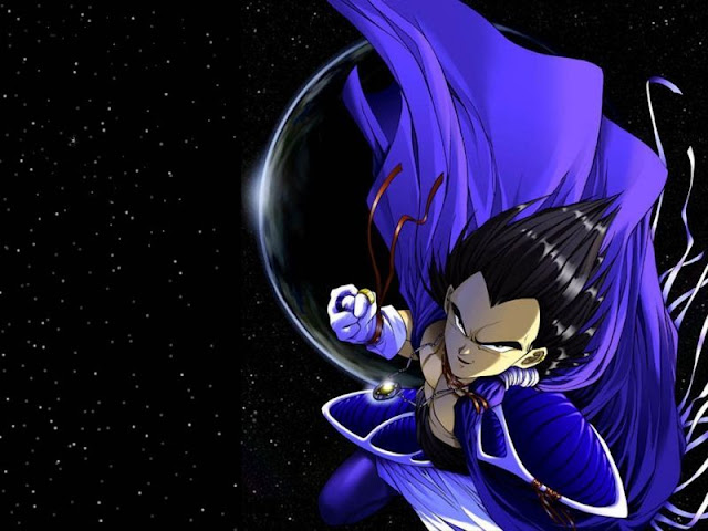 vegeta in space Megapost   Imagenes de Dragon Ball   Parte 3   Vegeta
