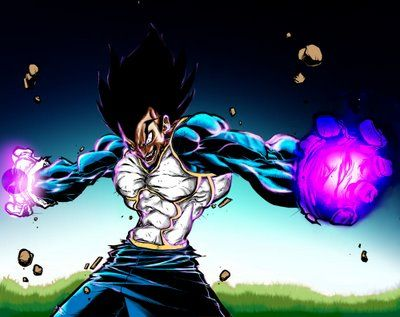 Vegeta3 Megapost   Imagenes de Dragon Ball   Parte 3   Vegeta