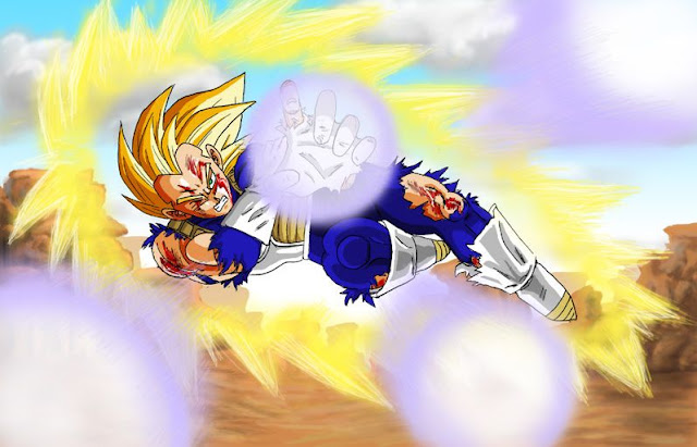 SSJ Vegeta Request Megapost   Imagenes de Dragon Ball   Parte 3   Vegeta