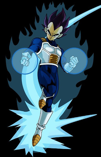 vegeta by Ammotu Megapost   Imagenes de Dragon Ball   Parte 3   Vegeta