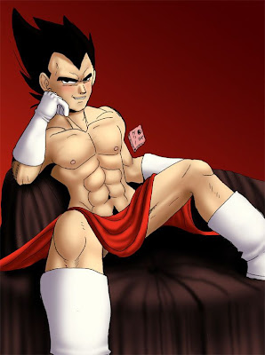 Vegeta looken all Sexyfied by Pinkuh Megapost   Imagenes de Dragon Ball   Parte 3   Vegeta