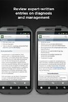 Screenshot of Institutional Merck Manual