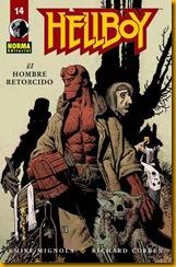 Hellboy Hombre Retorcido