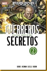 Guerreros Secretos 2