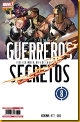 Guerreros Secretos 8