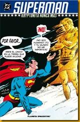 Kryptonita Nunca Mas