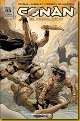 Conan Cimmerio 5