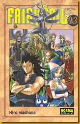 Fairy Tail 13